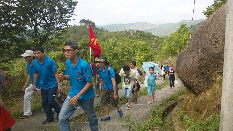 茂名群英:2014年5月电白沉香山之旅