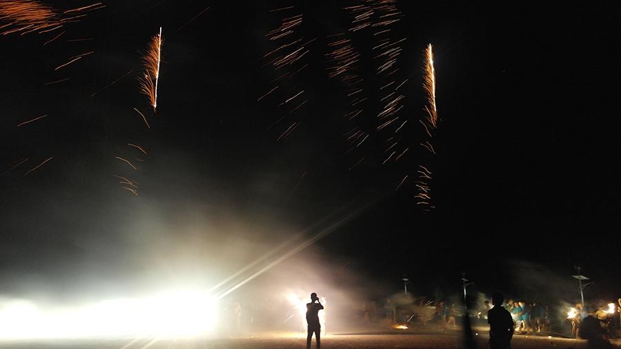 群英网络十一周年庆典:阳江沙扒·月亮湾之旅