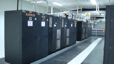 北京兆维BGP机房机房