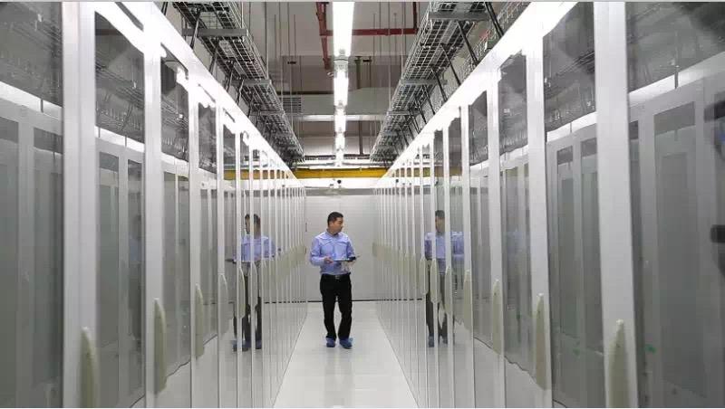 深圳BGP数据中心机房